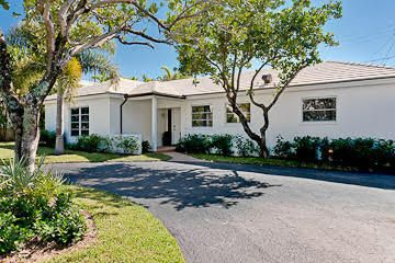 Single Family Home for Rent at 110 Seagate Road 110 Seagate Road Palm Beach, Florida 33480 United States