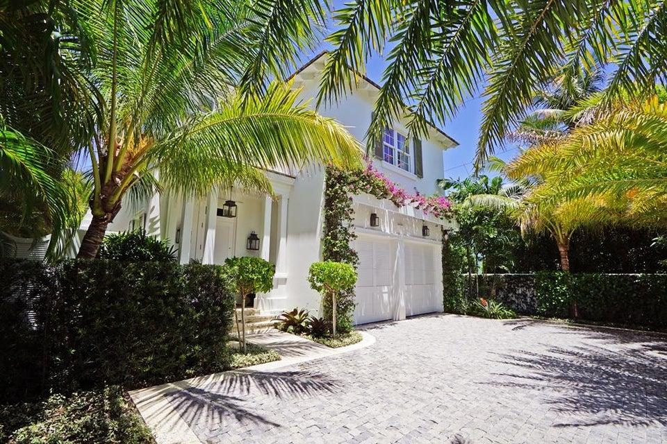 Single Family Home for Sale at 308 Cocoanut Row 308 Cocoanut Row Palm Beach, Florida 33480 United States