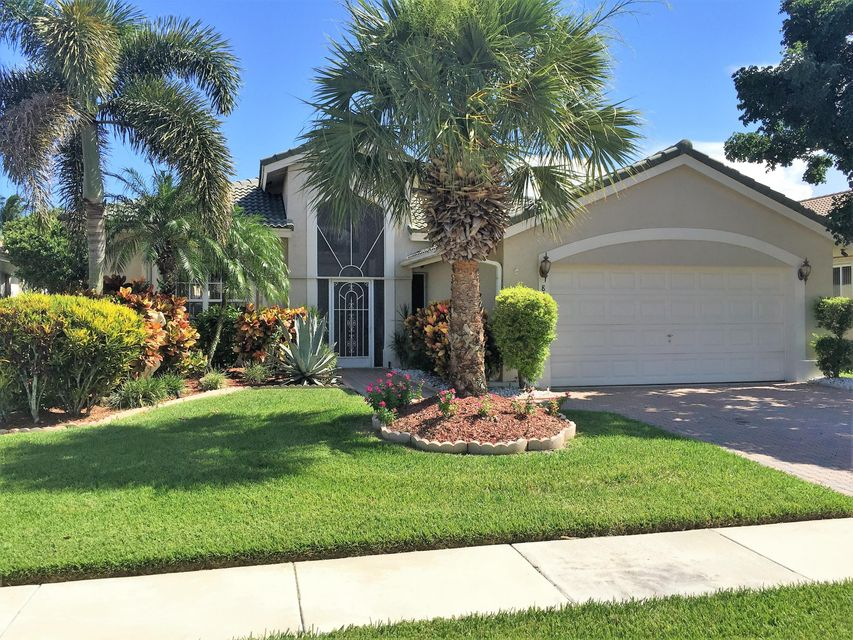8891 Via Tuscany Drive, Boynton Beach, FL 33472