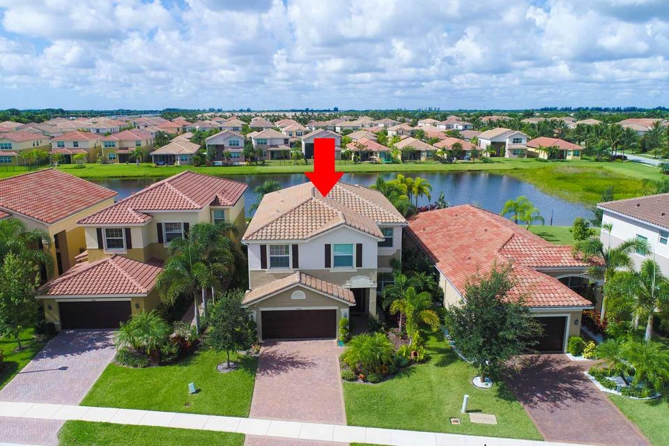Single Family Home for Sale at 8172 Cantabria Falls Drive 8172 Cantabria Falls Drive Boynton Beach, Florida 33473 United States