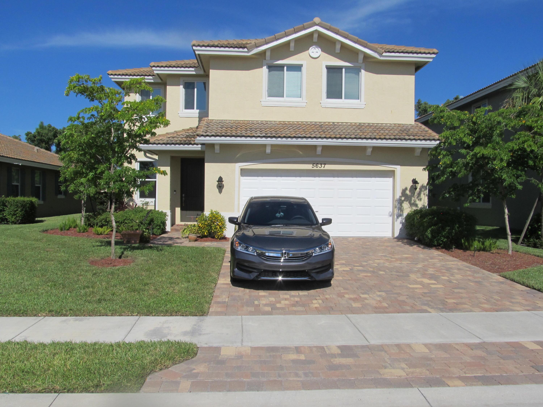 5637 Caranday Palm Drive