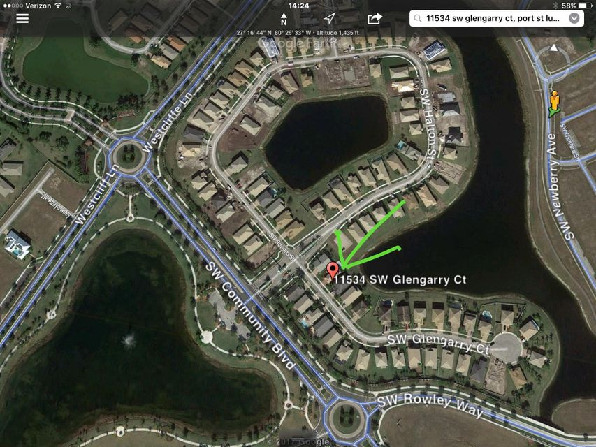 Additional photo for property listing at 11534 SW Glengarry Court  Port St. Lucie, Florida 34987 Vereinigte Staaten