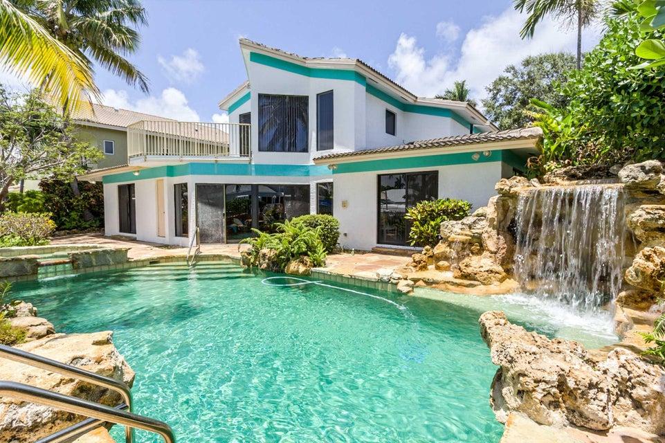 Частный односемейный дом для того Продажа на 2858 NE 33rd Street 2858 NE 33rd Street Lighthouse Point, Флорида 33064 Соединенные Штаты