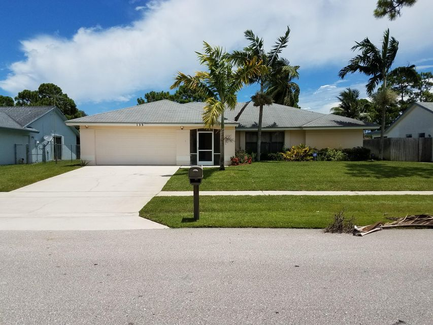 Single Family Home for Sale at 135 Cordoba Circle West Palm Beach, Florida 33411 United States