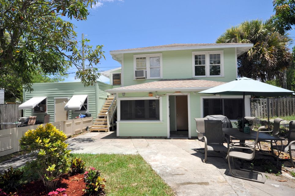 Triplex for Sale at 514 J Street Lake Worth, Florida 33461 United States