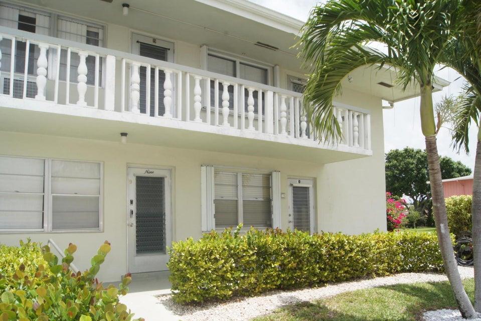 Konsum / Eigentumswohnung für Verkauf beim 9 Kingswood A 9 Kingswood A West Palm Beach, Florida 33417 Vereinigte Staaten