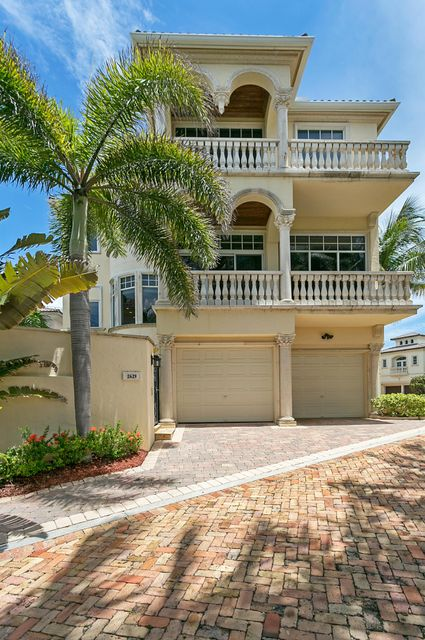 Rentals for Rent at 2629 S Ocean Boulevard 2629 S Ocean Boulevard Highland Beach, Florida 33487 United States