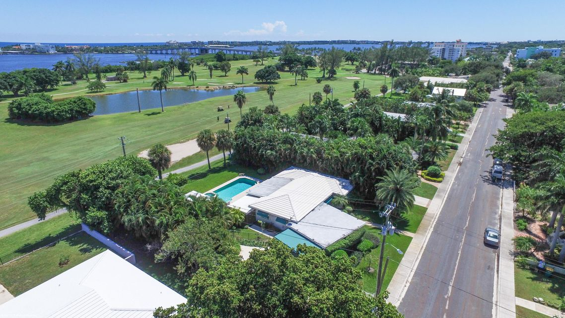 328 N Lakeside Drive, Lake Worth, FL 33460