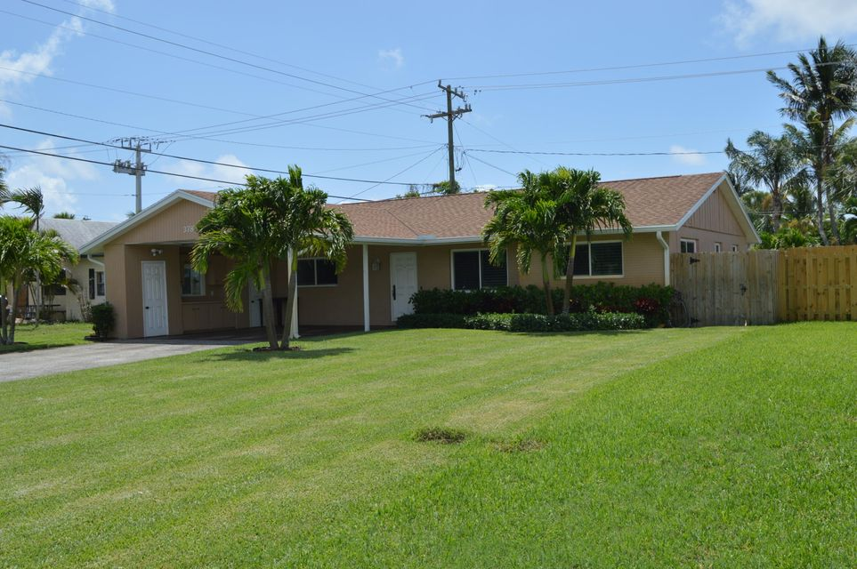 Single Family Home for Sale at 378 Garden Boulevard Palm Beach Gardens, Florida 33410 United States
