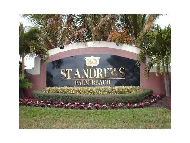 Konsum / Eigentumswohnung für Verkauf beim 1020 Lake Victoria Drive West Palm Beach, Florida 33411 Vereinigte Staaten
