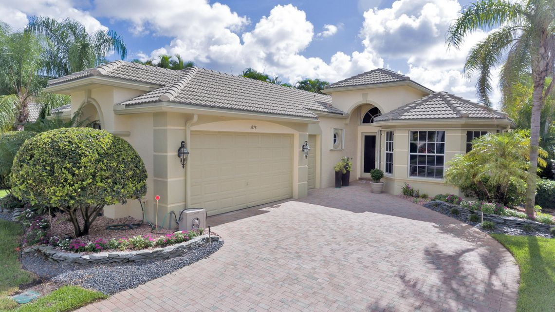 3878 Netherlee Way  Wellington FL 33449