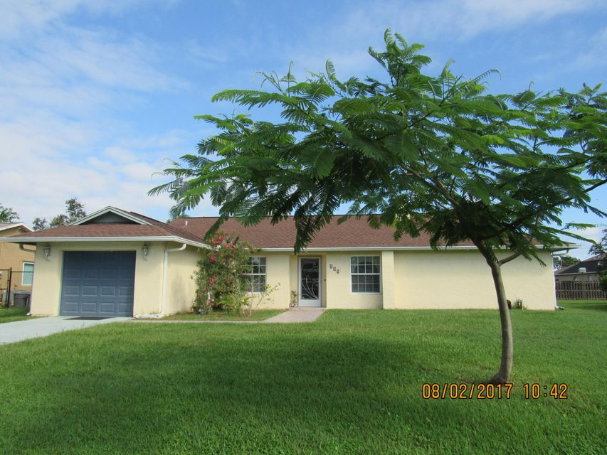 House for Sale at 531 SE Sunnybrook Terrace Port St. Lucie, Florida 34983 United States
