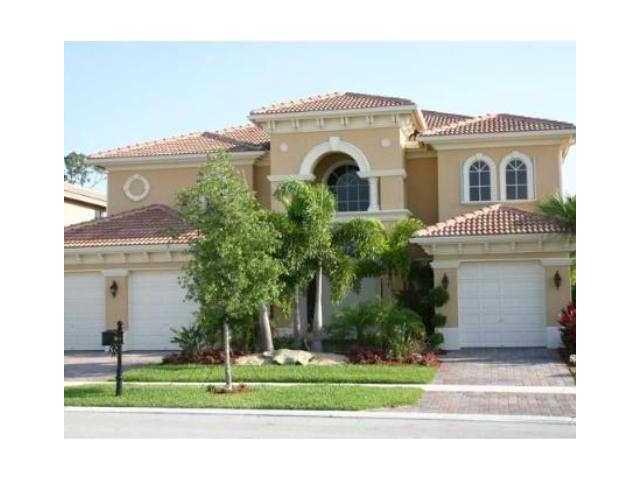 Alquiler por un Alquiler en 664 Edgebrook Lane Royal Palm Beach, Florida 33411 Estados Unidos