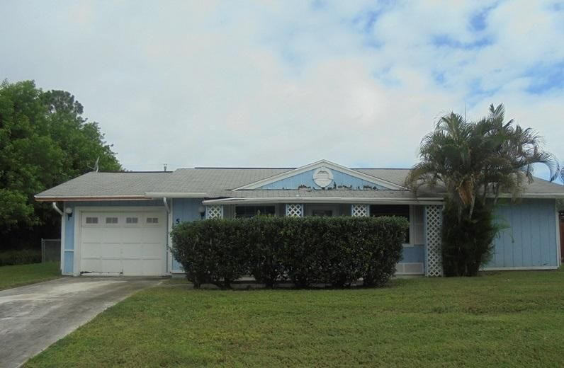 House for Sale at 571 SW Comet Terrace Port St. Lucie, Florida 34953 United States