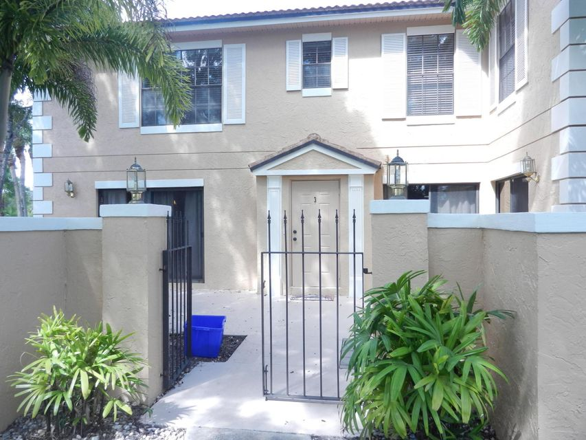 Townhouse for Sale at 361 Prestwick Circle Palm Beach Gardens, Florida 33418 United States