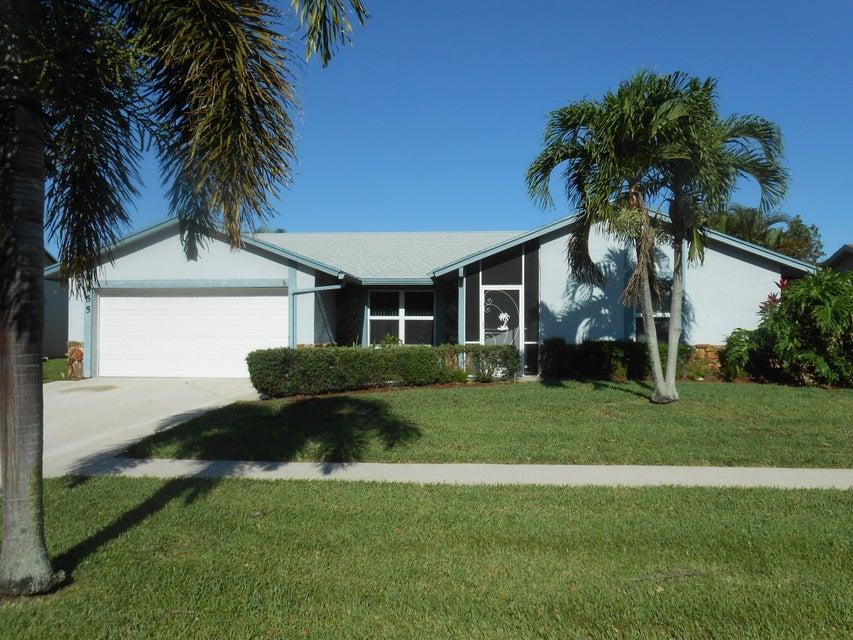 8155 Rose Marie W, Boynton Beach, FL 33472