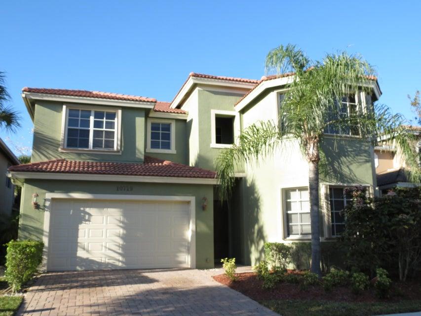 واحد منزل الأسرة للـ Sale في 10719 Lake Wynds Court 10719 Lake Wynds Court Boynton Beach, Florida 33437 United States
