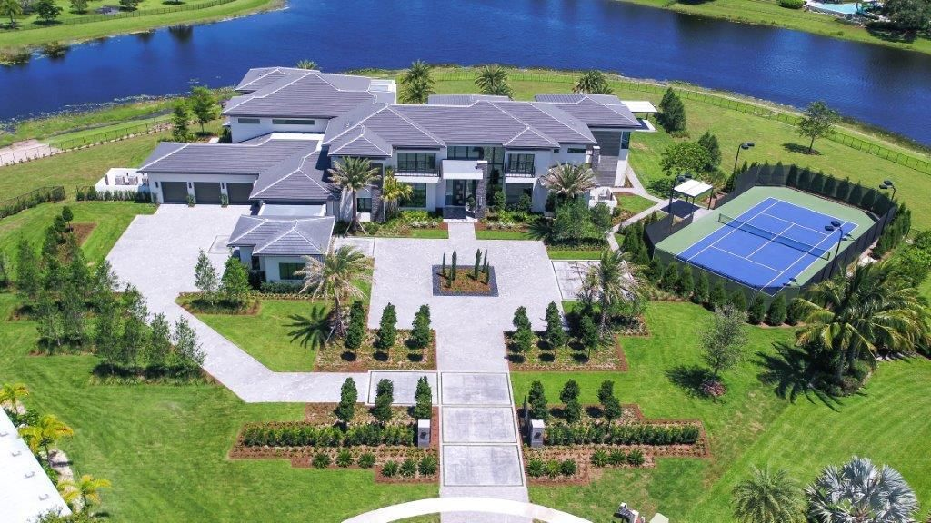 Single Family Home for Sale at 9480 Bent Grass Court 9480 Bent Grass Court Delray Beach, Florida 33446 United States