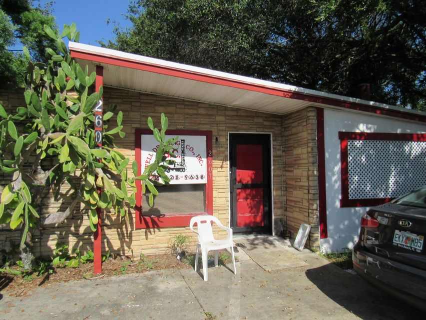 Commercial / Industrial for Sale at 2607 Kerr Street 2607 Kerr Street Fort Pierce, Florida 34947 United States