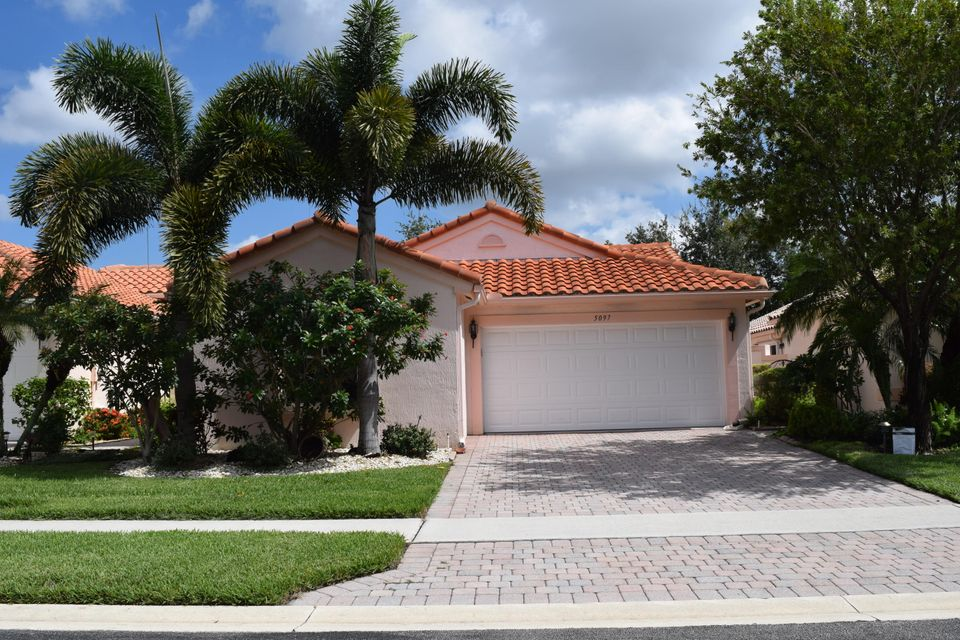 CASCADE LAKES home 5097 Corbel Lake Way Boynton Beach FL 33437