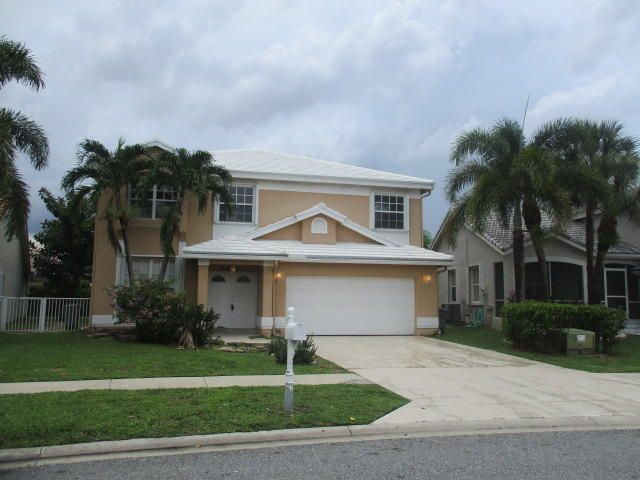 House for Sale at 18303 Clear Brook Circle Boca Raton, Florida 33498 United States