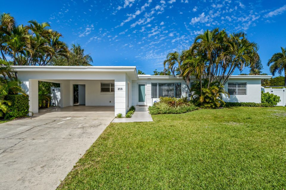 Rentals for Sale at 205 Gray Street West Palm Beach, Florida 33405 United States