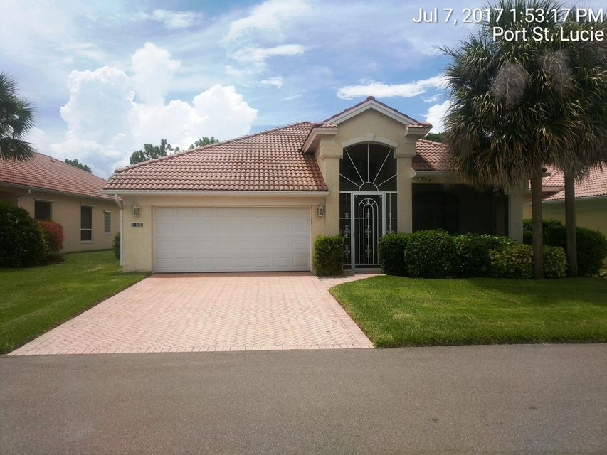 Single Family Home for Sale at 644 NW San Candido Way 644 NW San Candido Way Port St. Lucie, Florida 34986 United States
