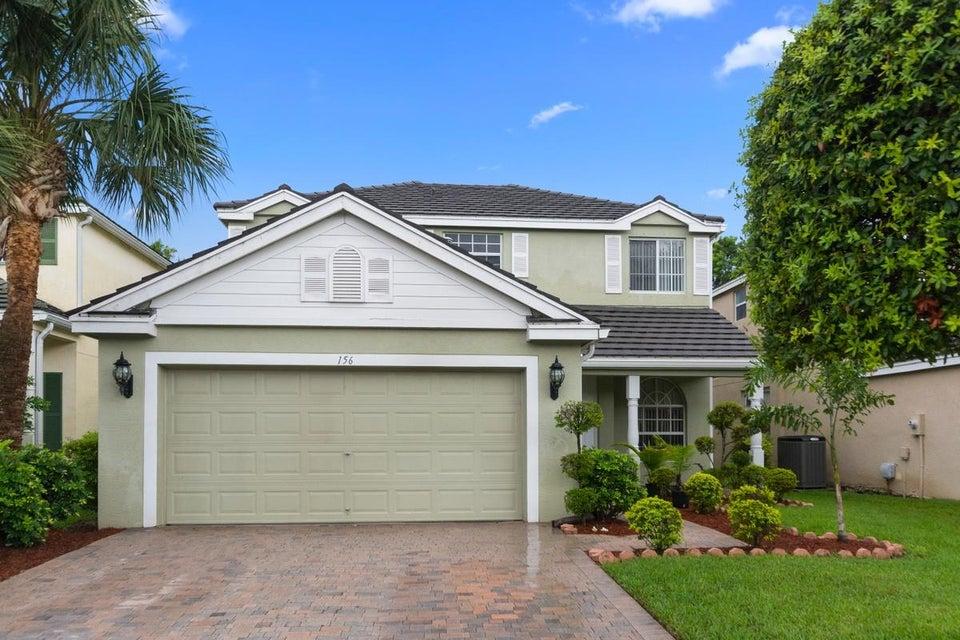 156 Canterbury Place, Royal Palm Beach, FL 33414