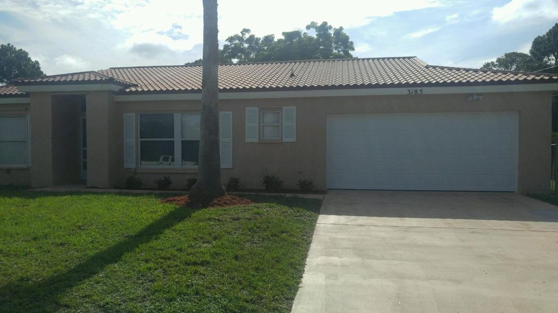 Additional photo for property listing at 3185 SW Hambrick Street  Port St. Lucie, Florida 34983 États-Unis