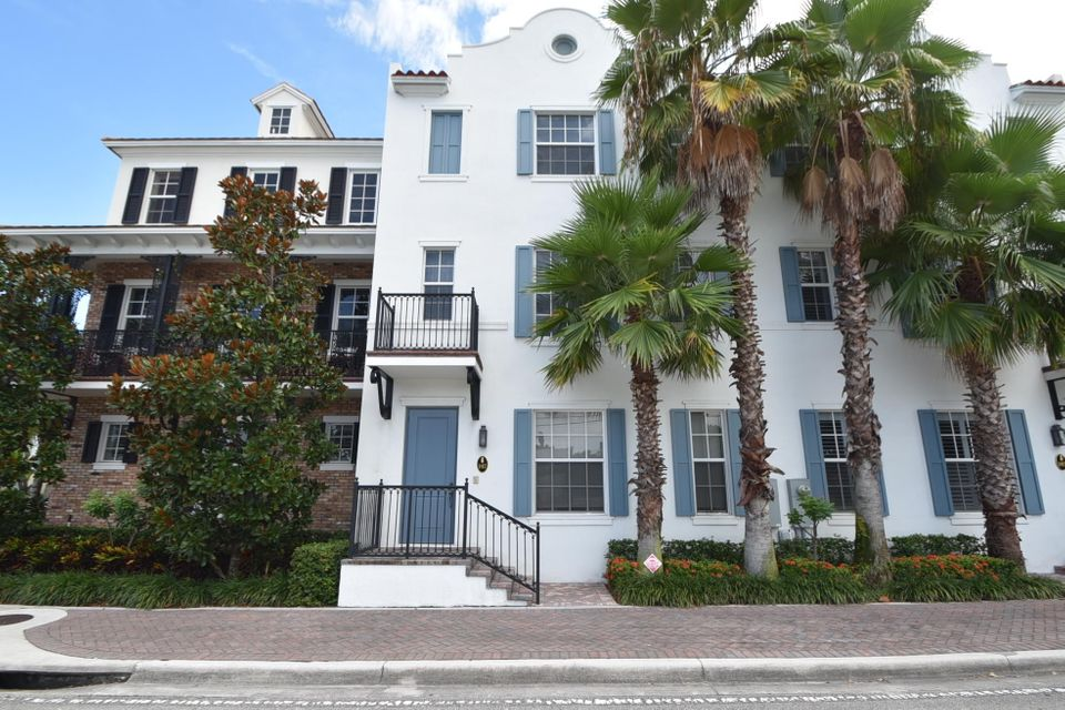 Townhouse for Sale at 147 N Cannery Row Circle Delray Beach, Florida 33444 United States