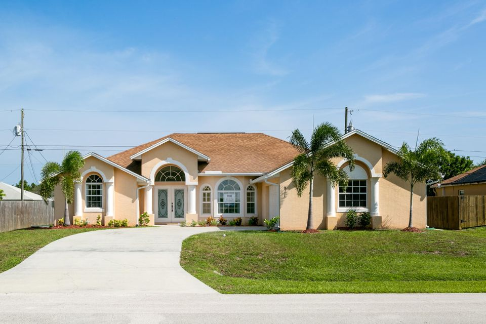House for Sale at 911 SW Haas Avenue Port St. Lucie, Florida 34953 United States
