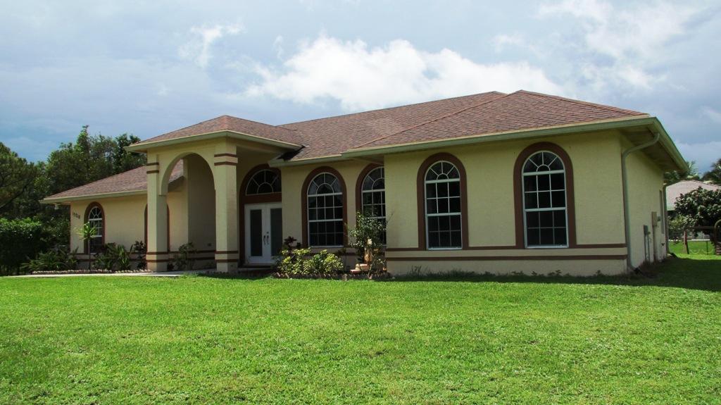 Einfamilienhaus für Verkauf beim 13218 86th Road N 13218 86th Road N West Palm Beach, Florida 33412 Vereinigte Staaten