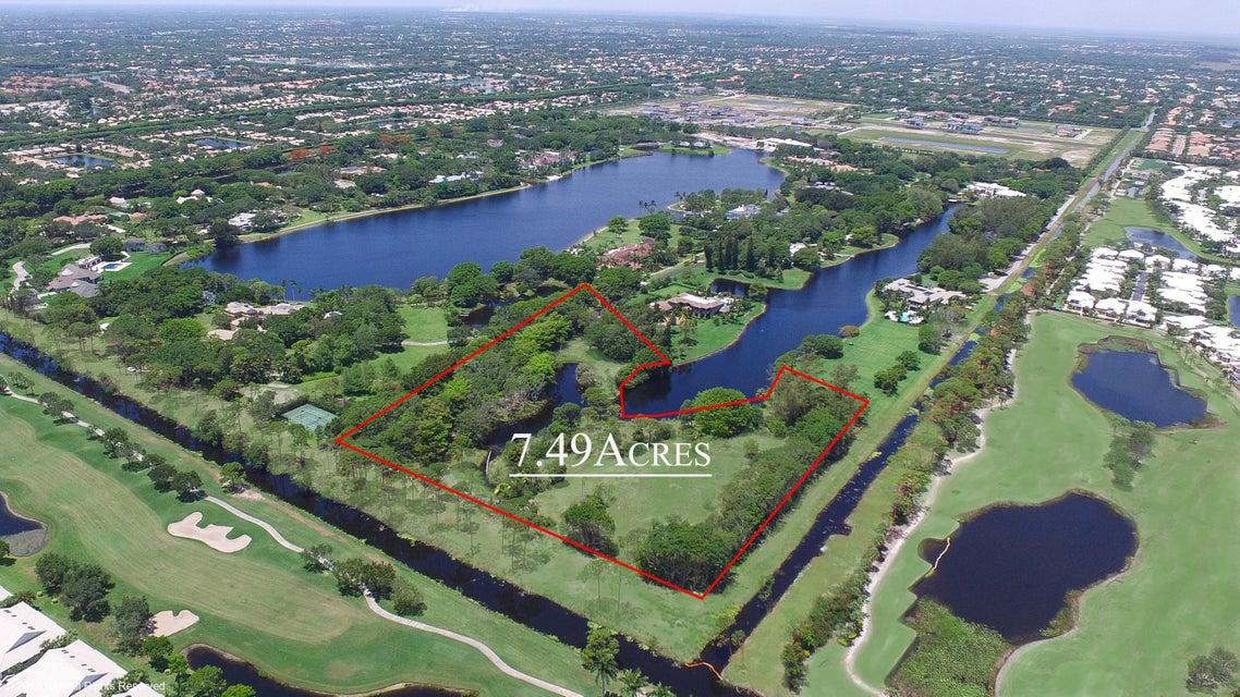 独户住宅 为 销售 在 6017 Le Lac Road 6017 Le Lac Road 博卡拉顿, 佛罗里达州 33496 美国