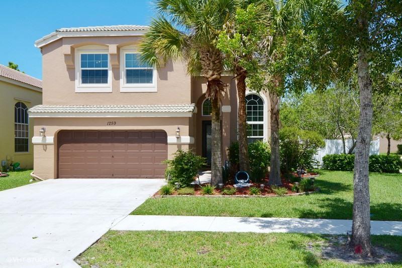 1259 Oakwater Drive, Royal Palm Beach, FL 33411