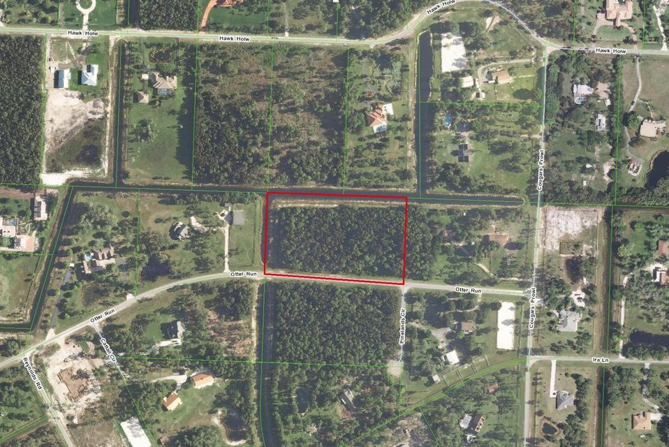 Land for Sale at 11551 Otter Run Run 11551 Otter Run Run Lake Worth, Florida 33449 United States