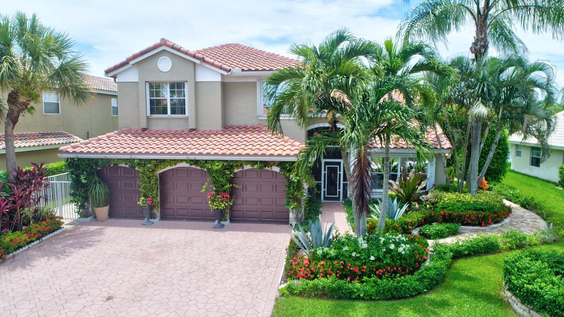 Single Family Home for Sale at 19475 Black Olive Lane Boca Raton, Florida 33498 United States