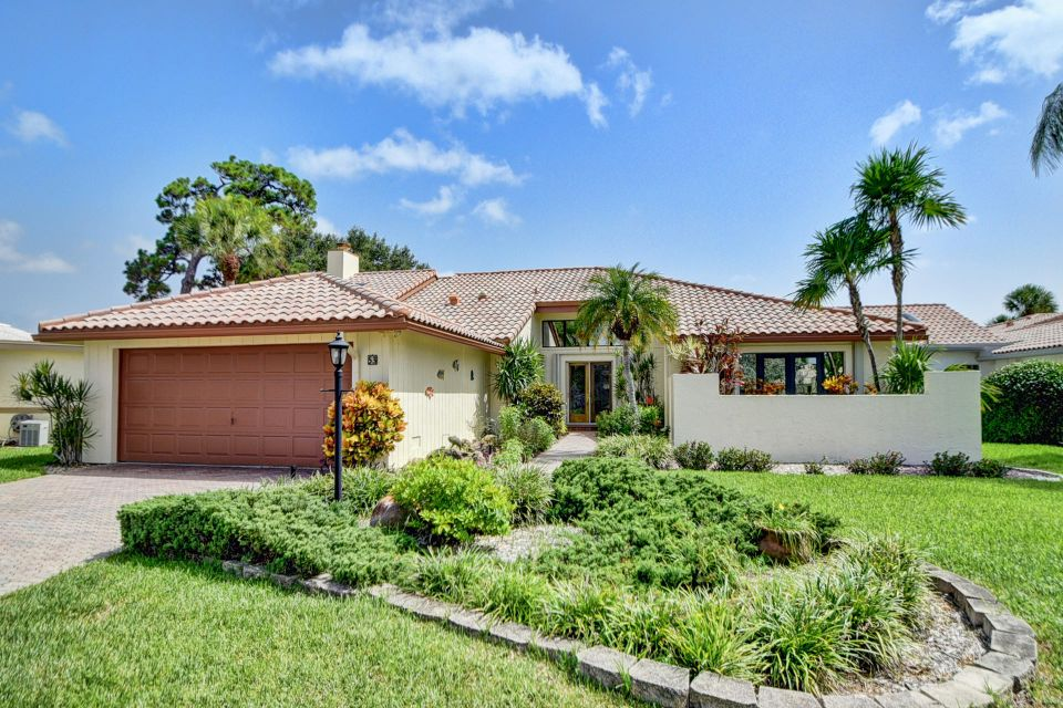 House for Sale at 53 Woods Lane Boynton Beach, Florida 33436 United States