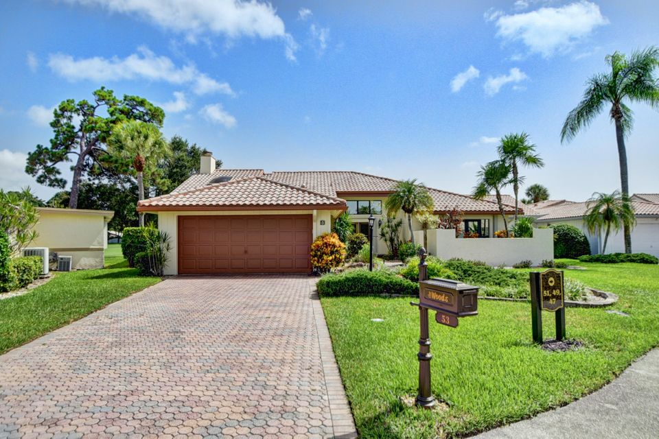 Additional photo for property listing at 53 Woods Lane  Boynton Beach, Florida 33436 Estados Unidos