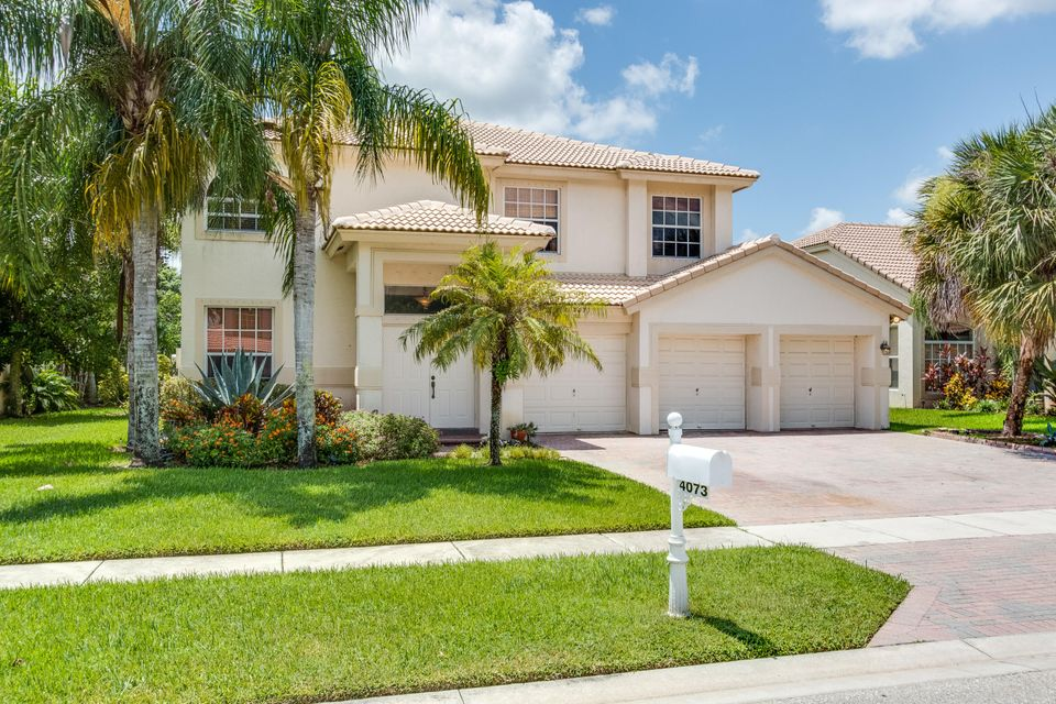 House for Sale at 4073 Bahia Isle Circle 4073 Bahia Isle Circle Wellington, Florida 33449 United States