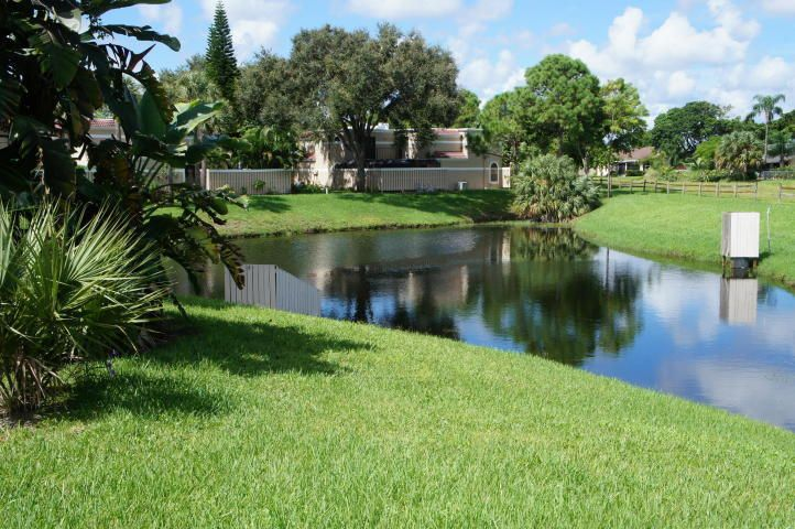 Townhouse for Sale at 3715 Village Drive Delray Beach, Florida 33445 United States