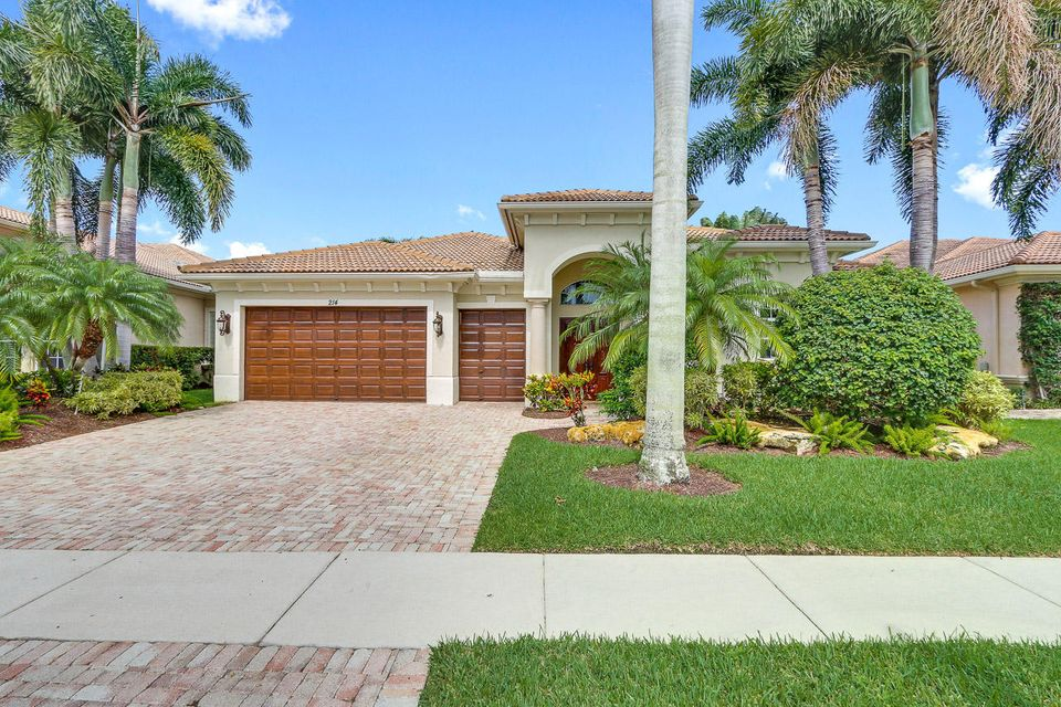 House for Sale at 214 Montant Drive 214 Montant Drive Palm Beach Gardens, Florida 33410 United States