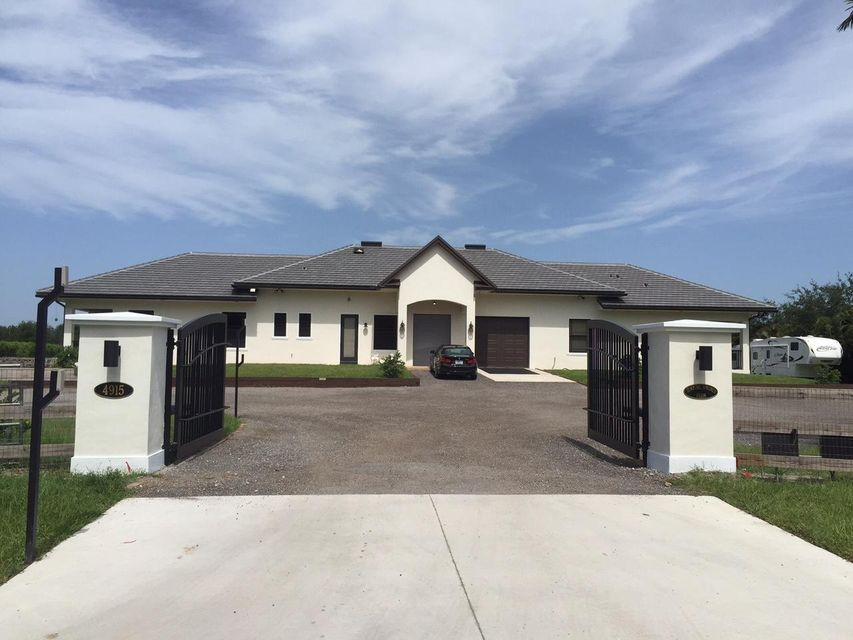 出租 为 出租 在 4915 Stables Way 4915 Stables Way 惠灵顿, 佛罗里达州 33414 美国