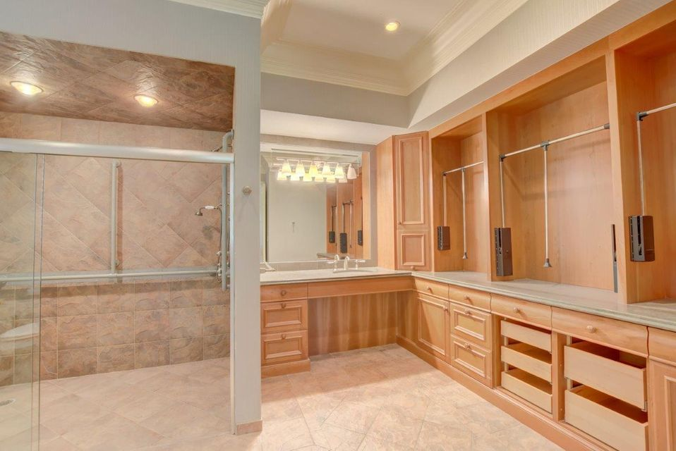 3211  Polo Drive , Gulf Stream FL 33483 is listed for sale as MLS Listing RX-10356725 photo #21