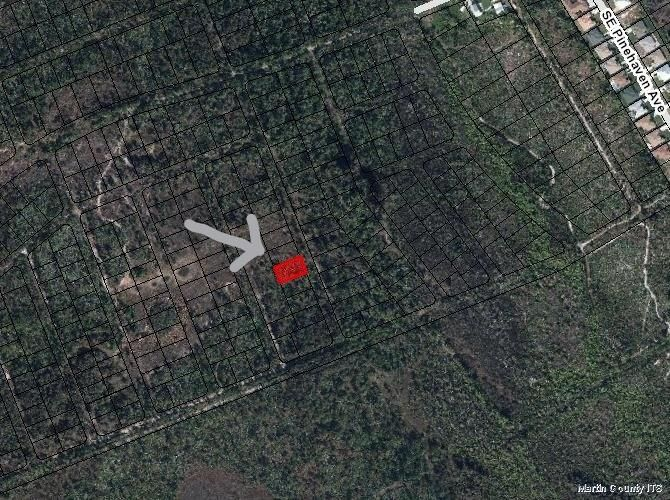 Terreno por un Venta en Lot 20 Blk 23 - Sec 3 - Unassigned Lot 20 Blk 23 - Sec 3 - Unassigned Hobe Sound, Florida 33455 Estados Unidos