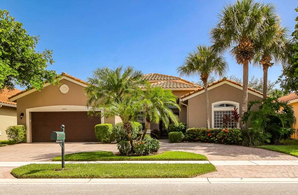 6646 Maggiore Drive, Boynton Beach, FL 33472