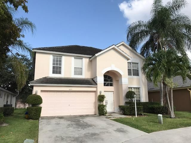 出租 为 出租 在 4375 Leicester Court 4375 Leicester Court 西棕榈滩, 佛罗里达州 33409 美国