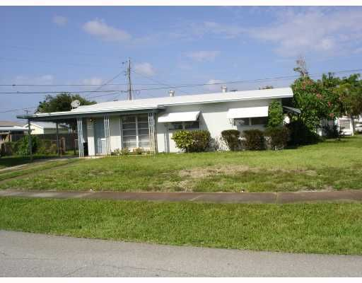 Single Family Home for Sale at 1014 S 9th Street Lantana, Florida 33462 United States