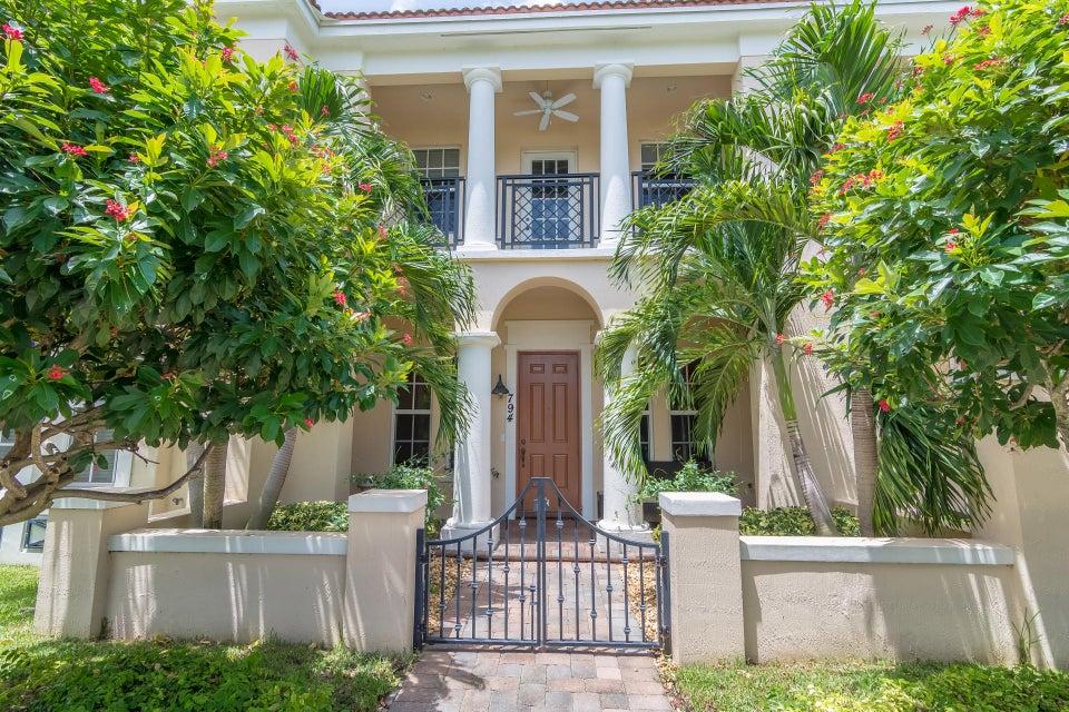 联栋屋 为 销售 在 794 NW 83rd Lane 博卡拉顿, 佛罗里达州 33487 美国