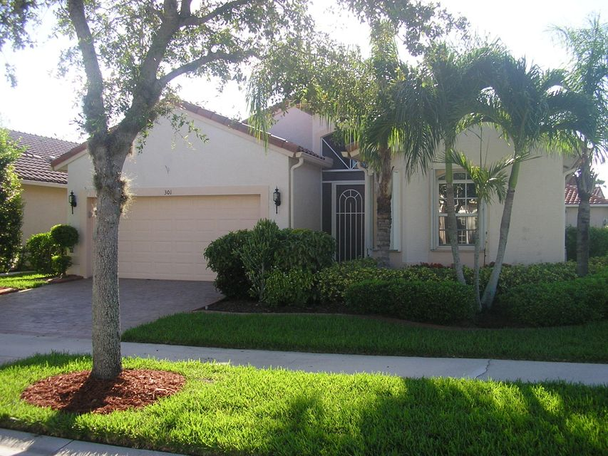 Single Family Home for Sale at 301 NW Sea Crest Court 301 NW Sea Crest Court Port St. Lucie, Florida 34986 United States