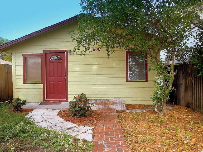 Duplex for Sale at 506 K Street 506 K Street Lake Worth, Florida 33460 United States